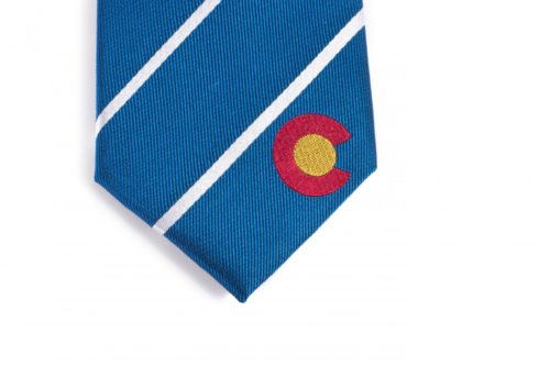 Colorado Skinny Tie