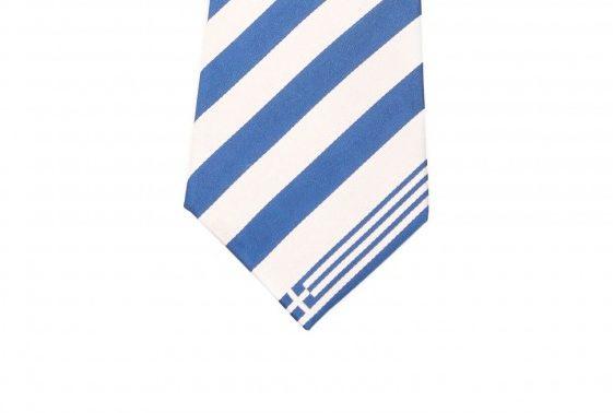 Greece Tie