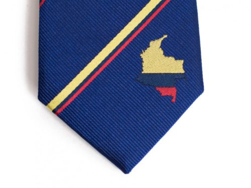 Colombia Tie