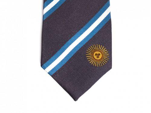 Argentina Skinny Tie