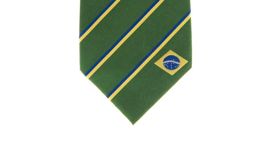 Brazil Tie