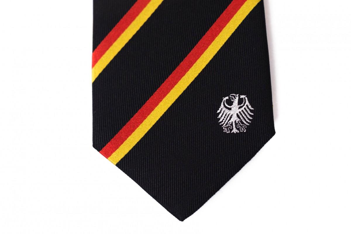 Germany Skinny Tie