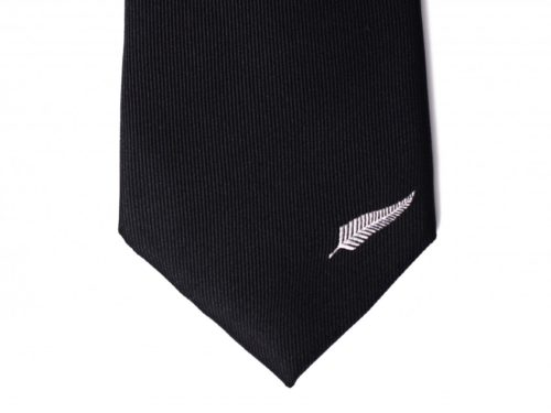 New Zealand Skinny Tie