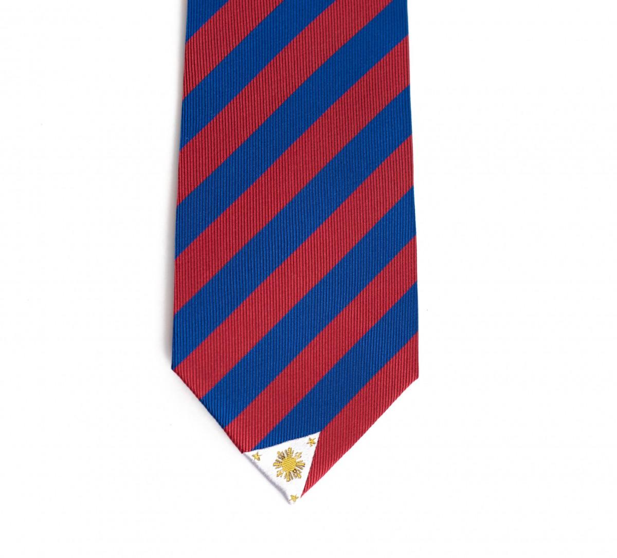 Philippines Skinny Tie
