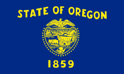 Oregon Flag 1
