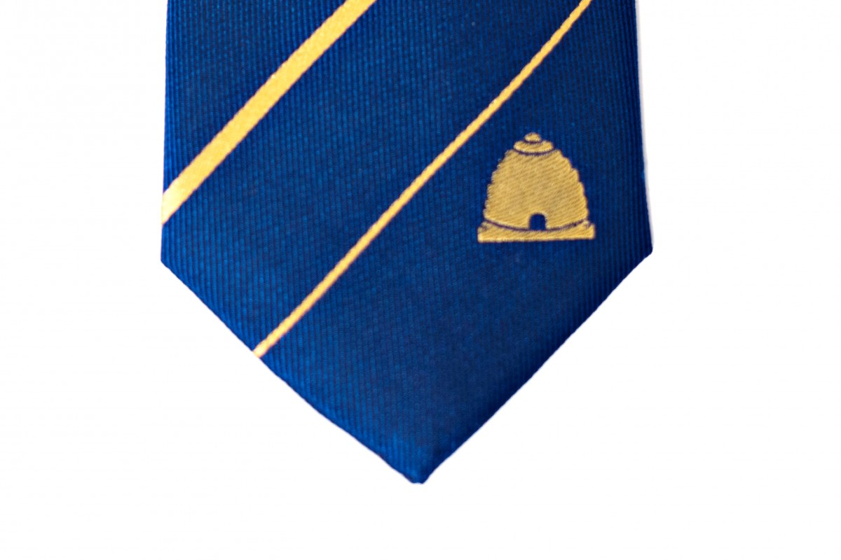 Utah Skinny Tie