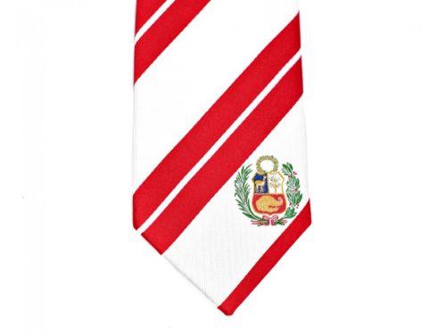 Peru Skinny Tie