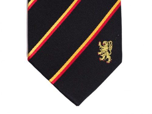 Belgium Skinny Tie