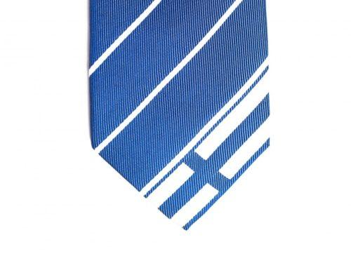 Finland Skinny Tie
