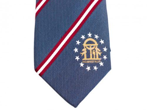 Georgia Skinny Tie