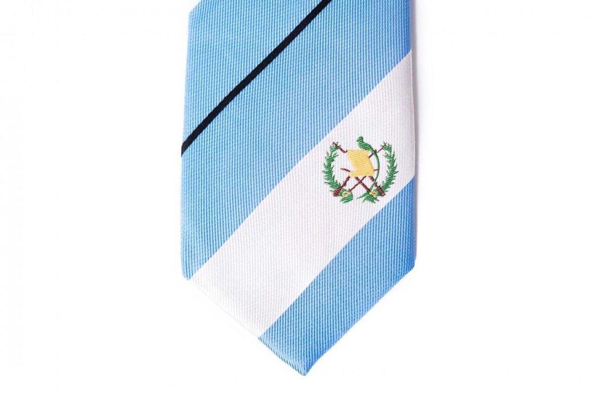 Guatemala Skinny Tie