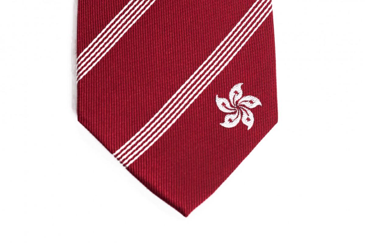 Hong Kong Skinny Tie