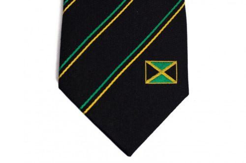 Jamaica Skinny Tie