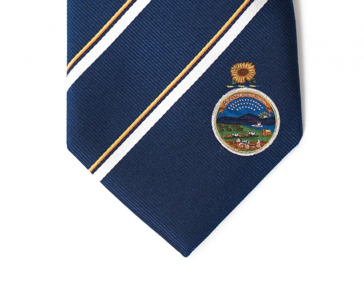 Kansas Skinny Tie