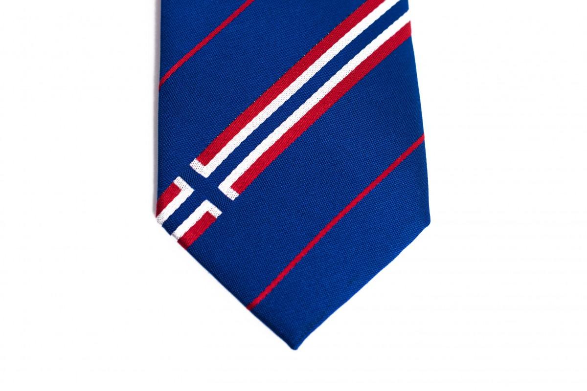 Norway Skinny Tie