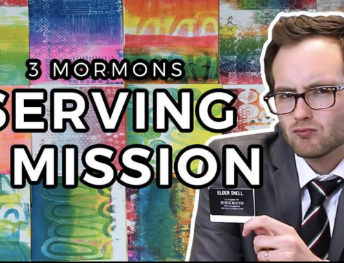 Statesman Ties featured in 3Mormons Video