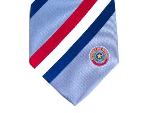 Paraguay Skinny Tie