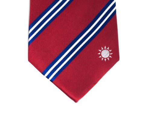Taiwan Skinny Tie