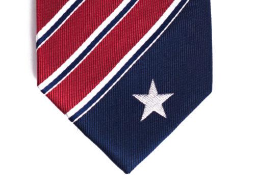 Texas Skinny Tie