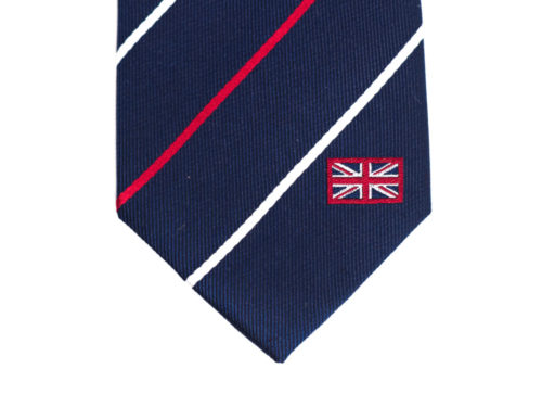 United Kingdom Skinny Tie