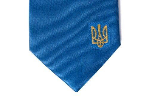 Ukraine Skinny Tie