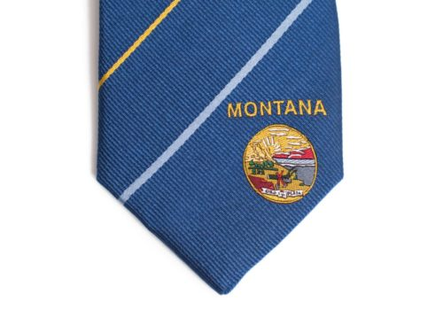 Montana Skinny Tie