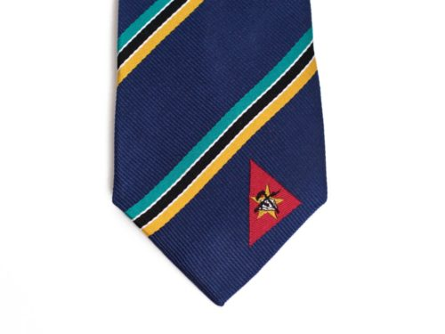 Mozambique Skinny Tie