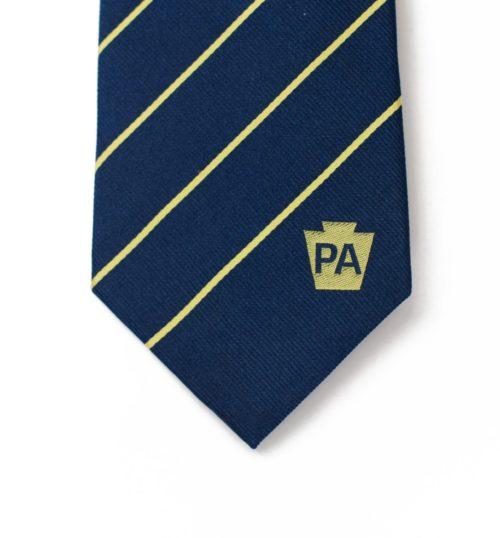 Pennsylvania Skinny Tie