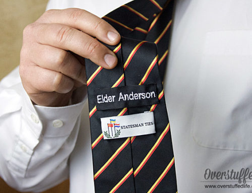 Statesman Ties on Overstuffed – Unique Twists on Traditional Gifts for Dad!