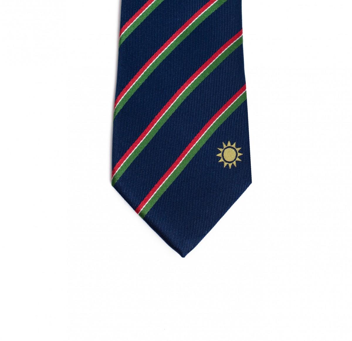 Namibia Skinny Tie