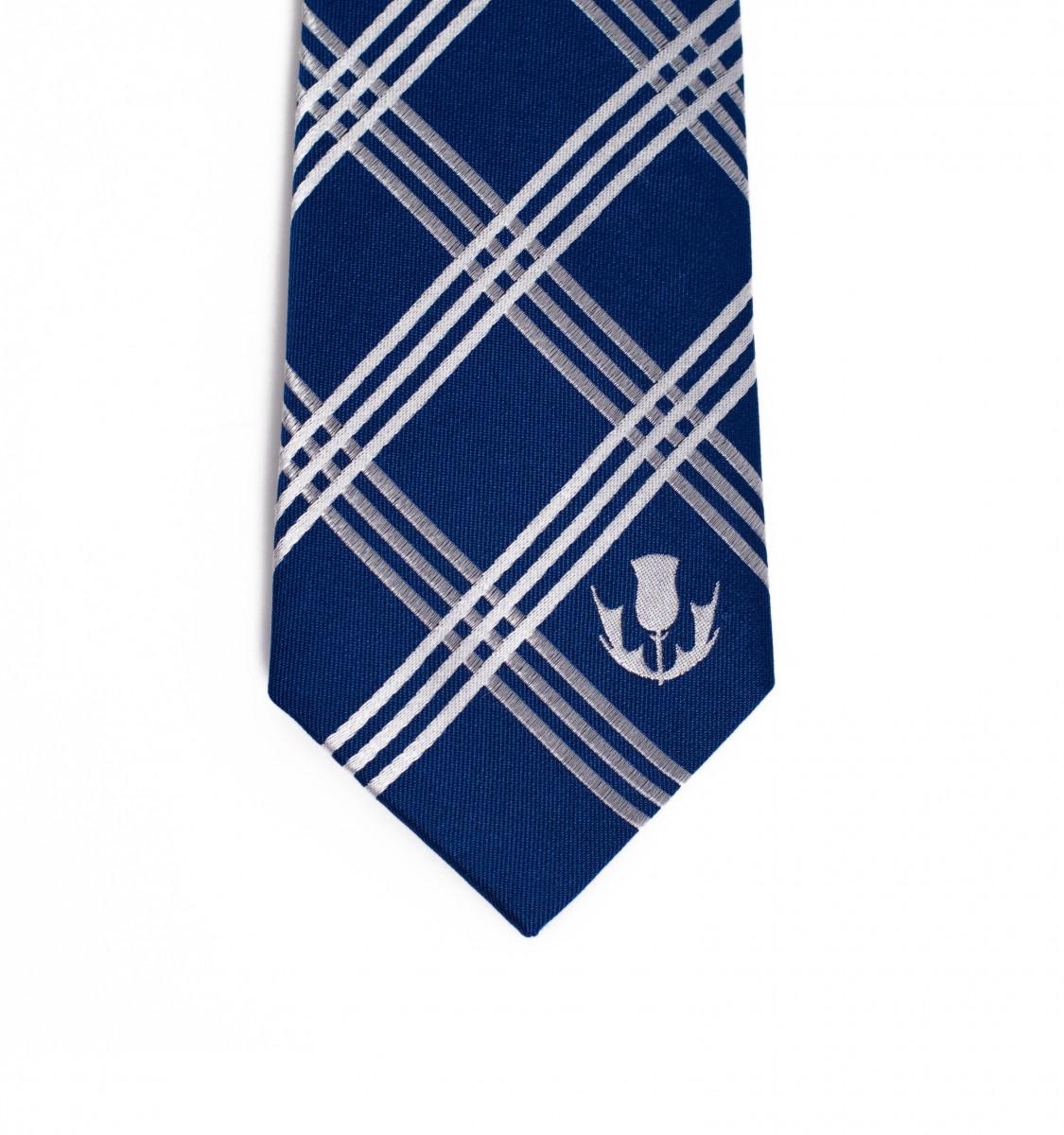 Scotland Skinny Tie