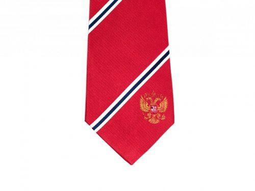 Russia Skinny Tie