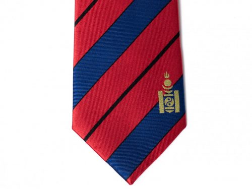 Mongolia Skinny Tie